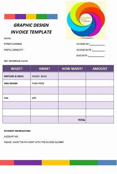 26 Professional Graphic Design Invoice Templates Demplates