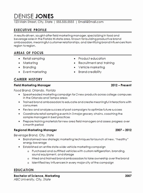 266 Best Resume Examples Images On Pinterest