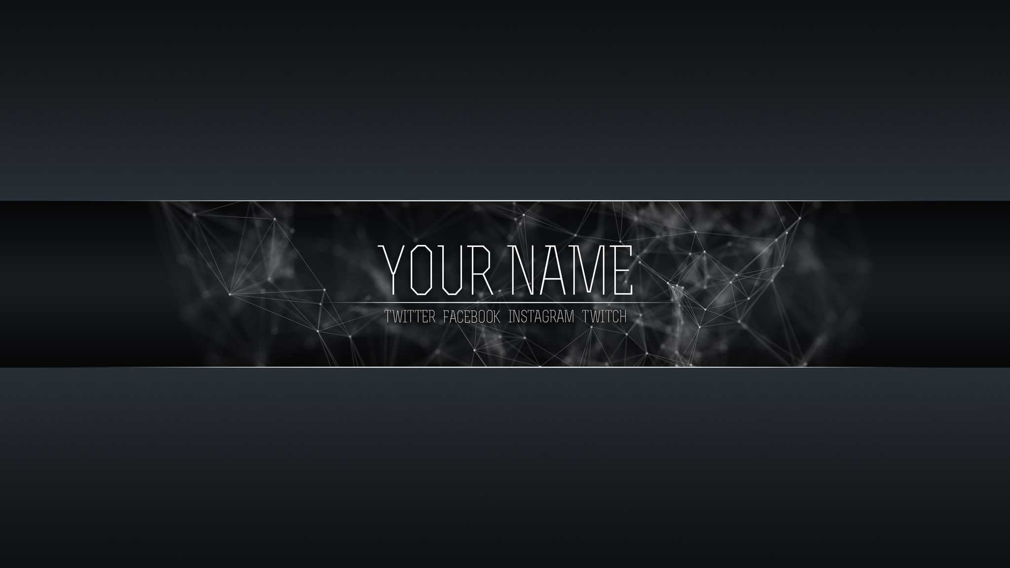 27 Of Banner Template No Text