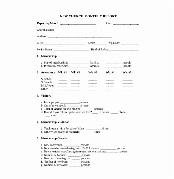 27 Sample Financial Report Templates Word Apple Pages