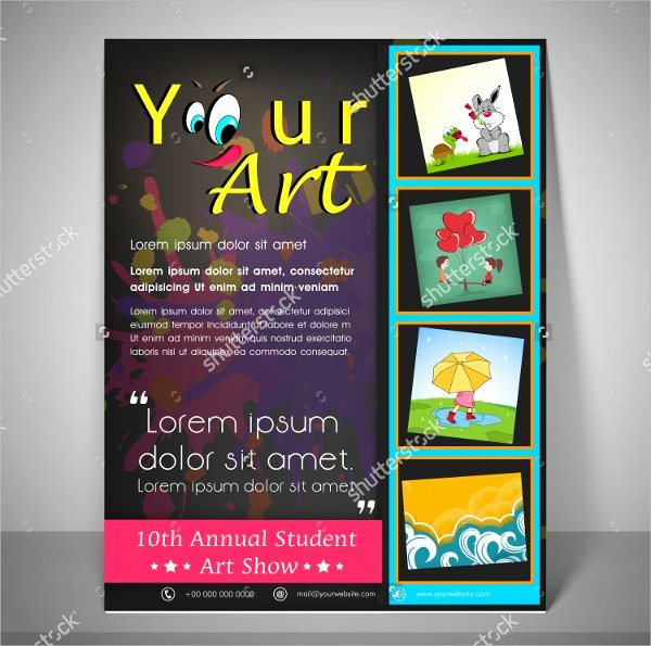 27 School Flyers Templates Psd Ai Pages Docs