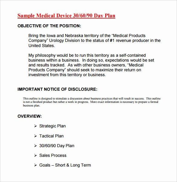 28 30 60 90 Day Plan Templates Pdf Doc