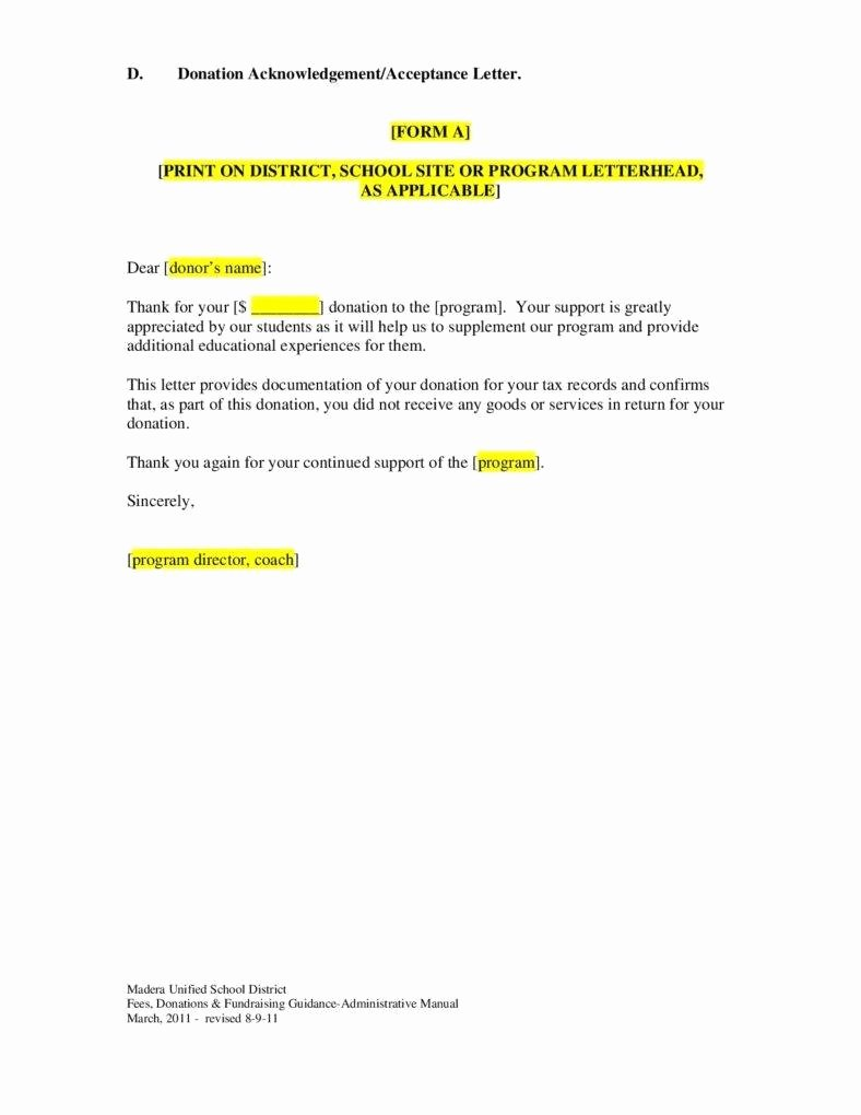 28 Acknowledgement Letters Free Samples Examples formats