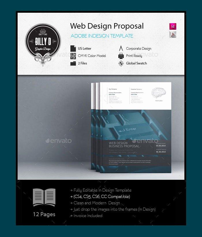 28 Best Business Proposal Template Design Designyep