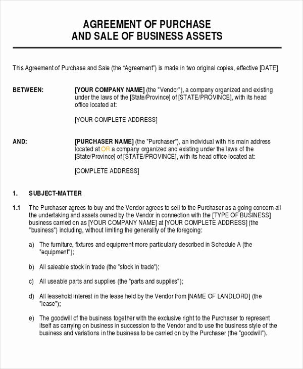 28 Business Agreement forms