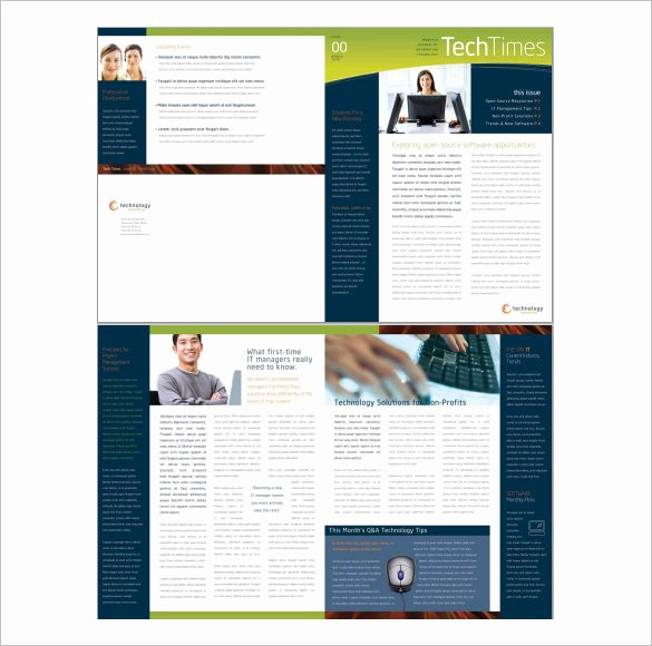 28 Newsletter Templates Word Pdf Publisher Indesign