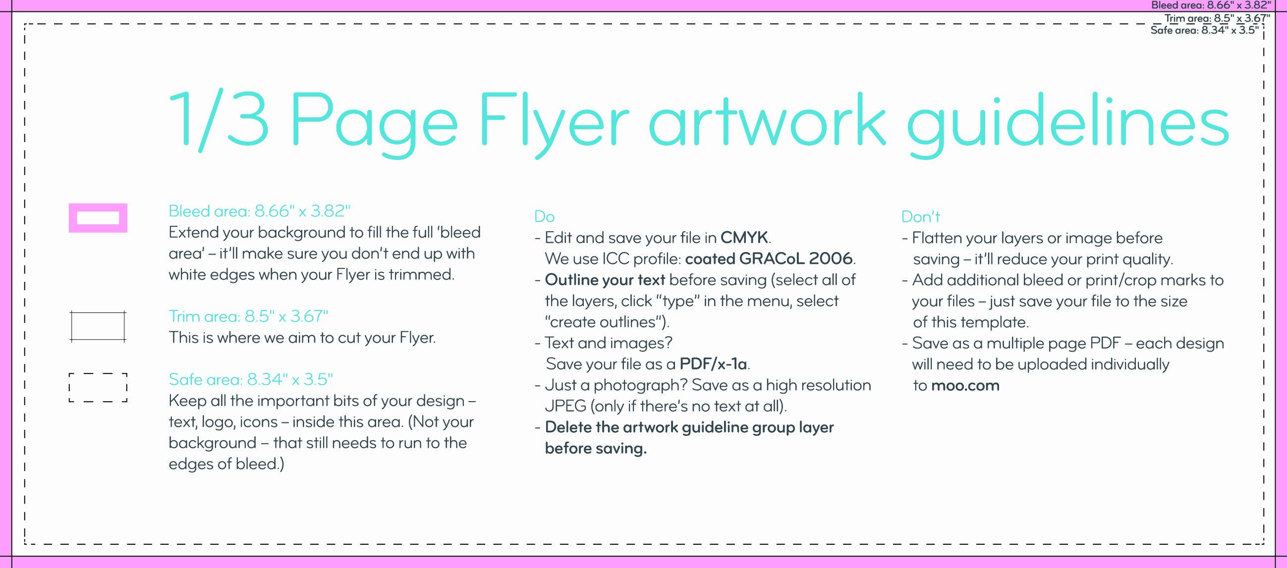 28 Of Half Page Flyer Template