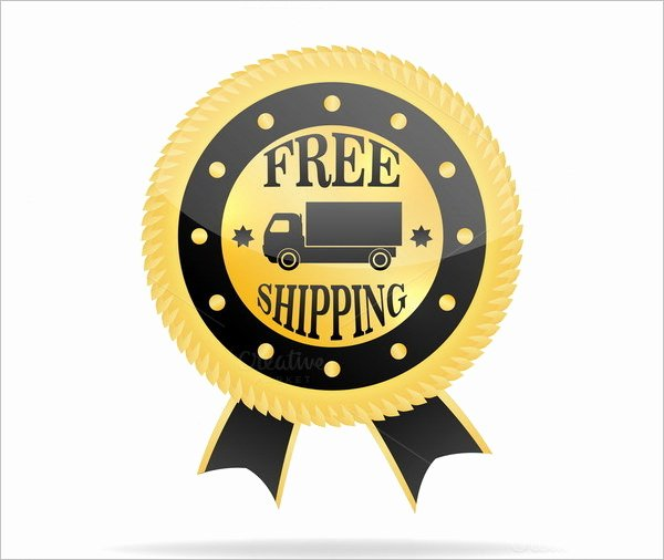 28 Shipping Label Templates Free Psd Eps Ai