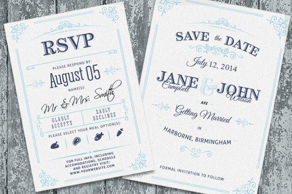 28 Wedding Invitation Wording Templates – Free Sample