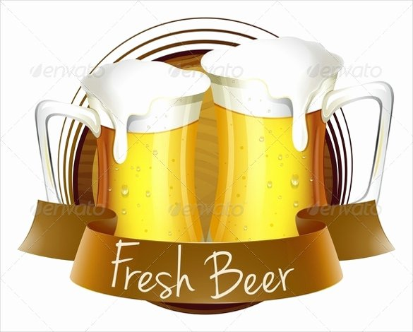 29 Beer Label Templates – Free Sample Example format
