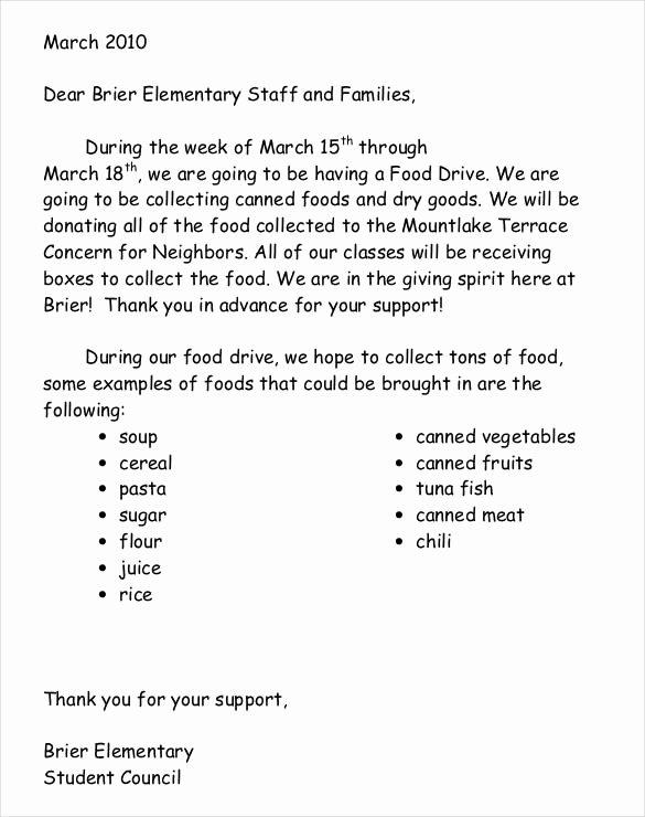 29 Donation Letter Templates Pdf Doc