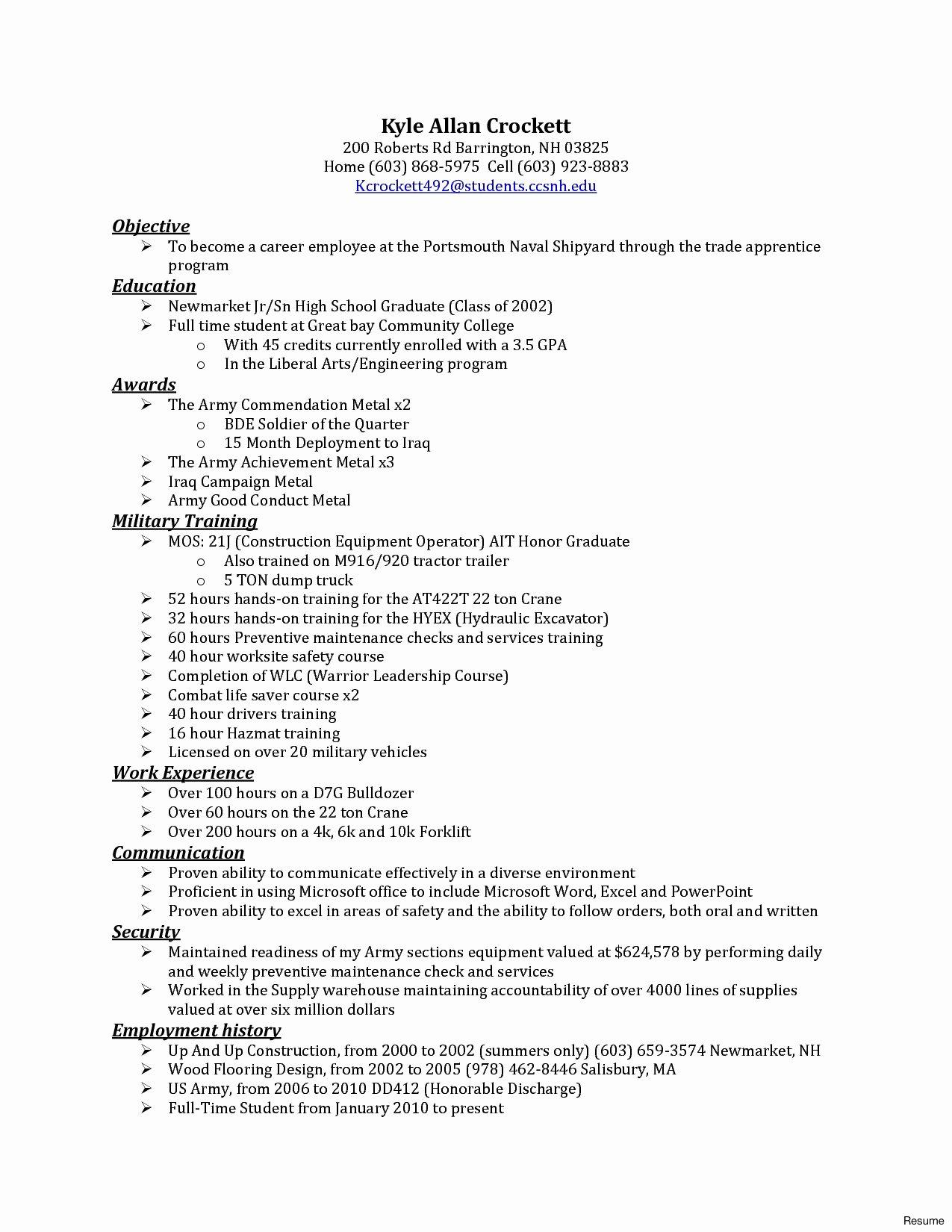 29 Expert Summer Camp Counselor Resume Va I