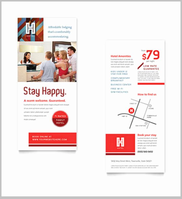29 Indesign Rack Card Templates Editable Psd Ai format