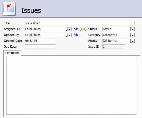 29 Microsoft Access Templates
