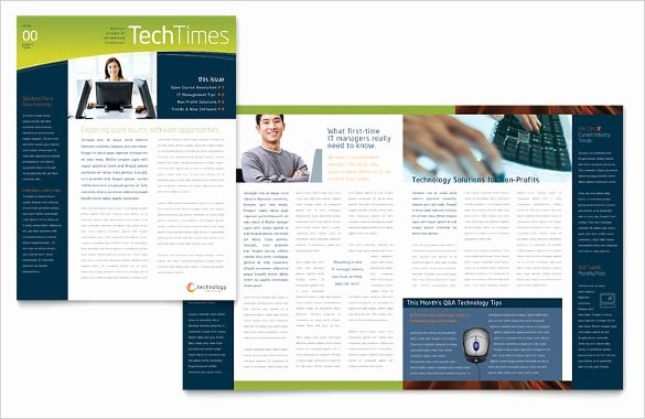 29 Microsoft Newsletter Templates Free Word Publisher