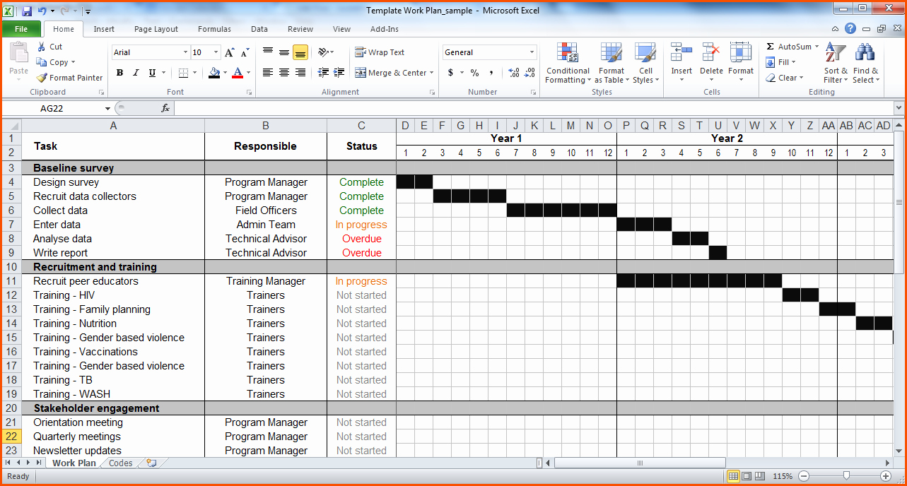29 Of Simple Project Plan Template Doc