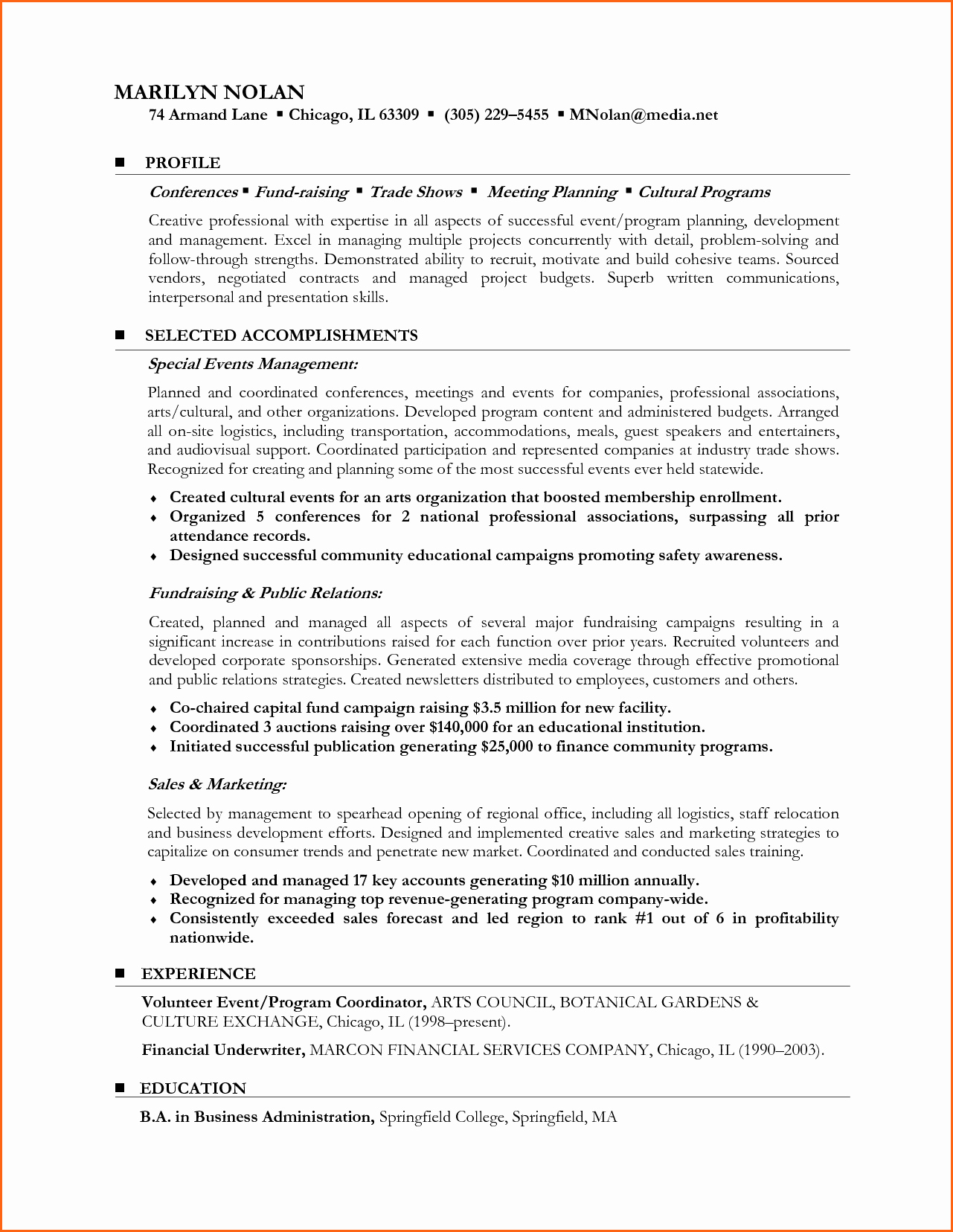 3 Career Objective Resume Bud Template Letter