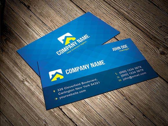 3 Free Vector Business Card Templates Creative Beacon