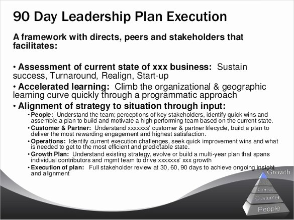 30 60 90 Day Plan Template – 18 Free Word Pdf Ppt