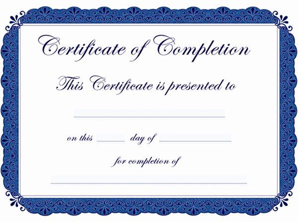 30 Acievement Certificate Templates
