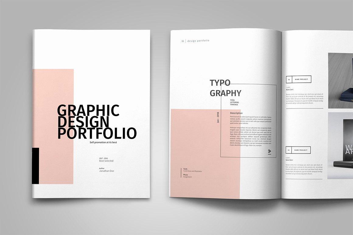 30 attractive Portfolio Examples