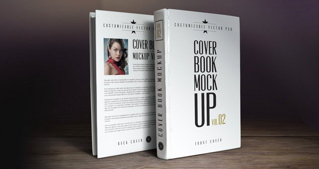 30 Best Book Cover Psd Mockups Techclient