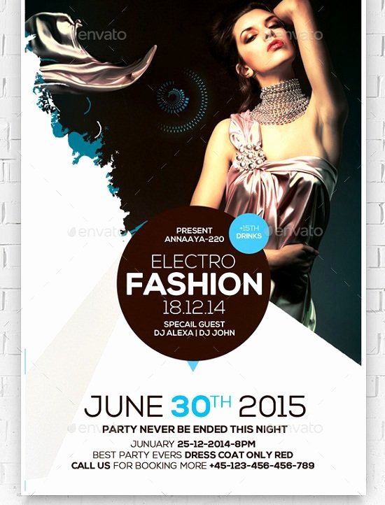 30 Best Fashion Flyer Templates