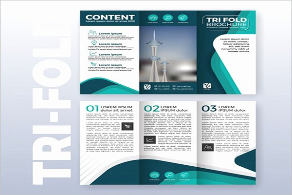30 Best Free Tri Fold Brochure Templates Creative Template