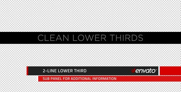 30 Best Images About Lower Thirds On Pinterest