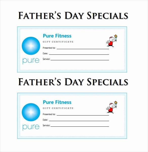 30 Blank Gift Certificate Templates Doc Pdf