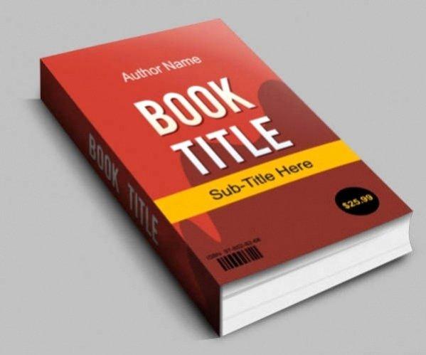 30 Book Cover Mockup