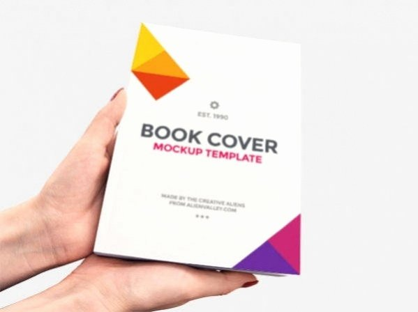 30 Book Cover Mockup