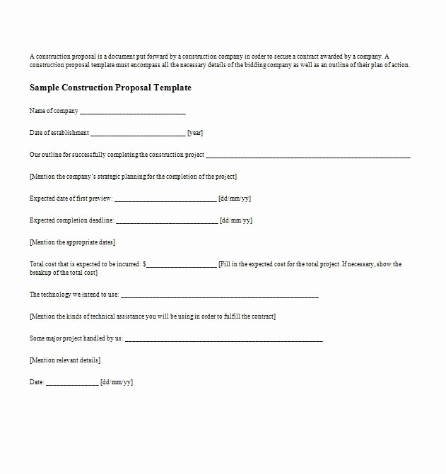 30 Business Proposal Templates & Proposal Letter Samples