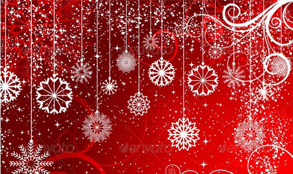 30 christmas background social media websites