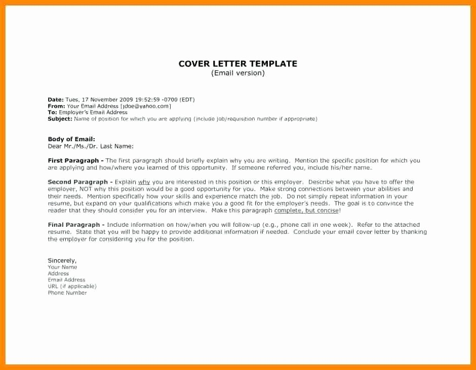 30 Elegant Resume Email Subject Vm U – Resume Samples