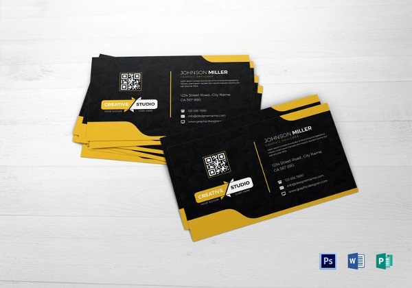 30 Free Business Cards Free Download