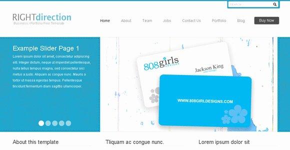 30 Free Premium Css Xhtml Website Templates