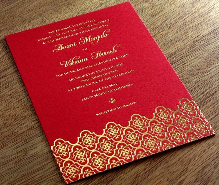 30 Free Wedding Invitations Templates