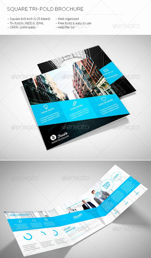 30 High Quality Indesign Brochure Templates