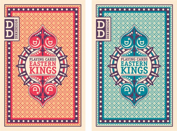 30 Of the Best Designed Playing Cards Design