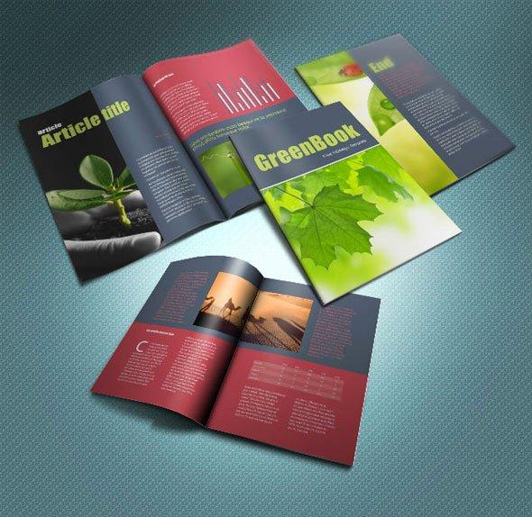 30 Professional Free & Premium Indesign Magazine Templates – Desiznworld