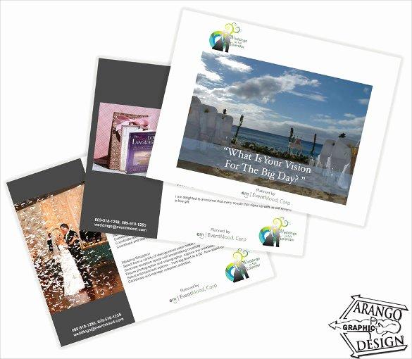 30 Wedding Brochure Templates – Ai Psd Docs Pages