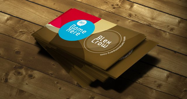 300 Free Psd Business Card Templates