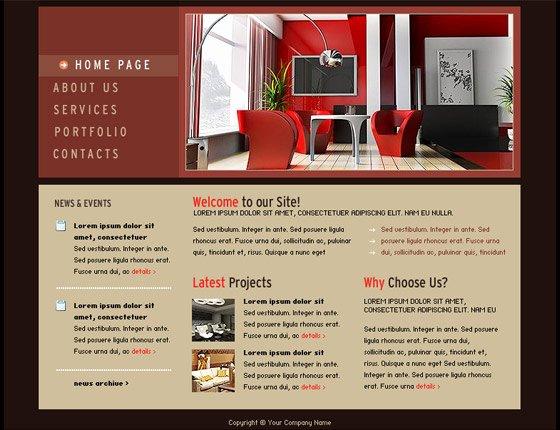 30个漂亮的免费 Flash 网站模板下载 梦想天空(山边小溪) 博客园