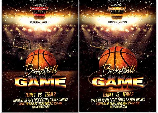 31 Basketball Flyer Templates Free & Premium Download
