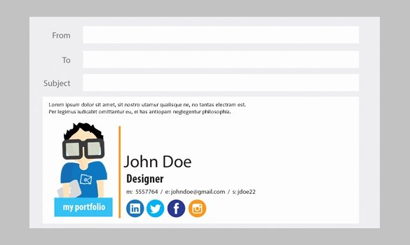 31 Best Email Signature Generator tools & Line Makers