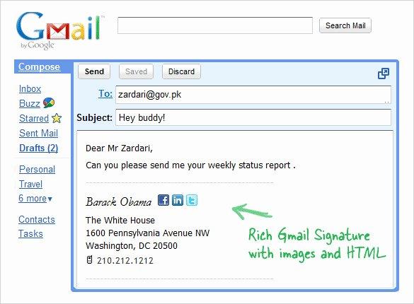 31 Best Email Signature Generator tools & Line Makers