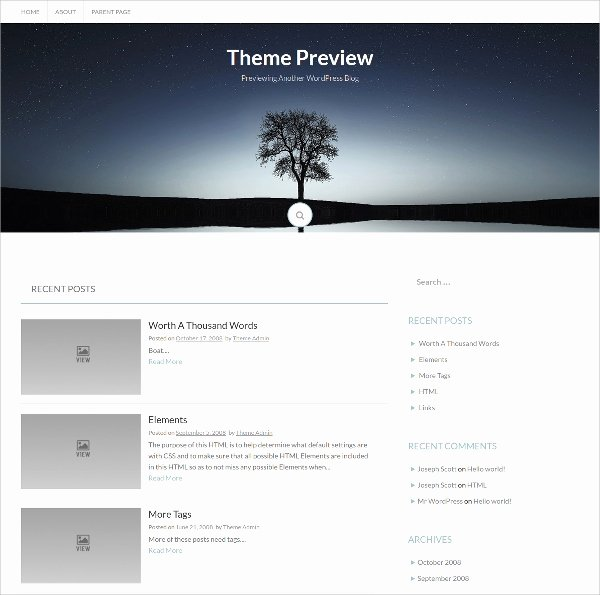 31 Free Creative Graphy Website themes & Templates