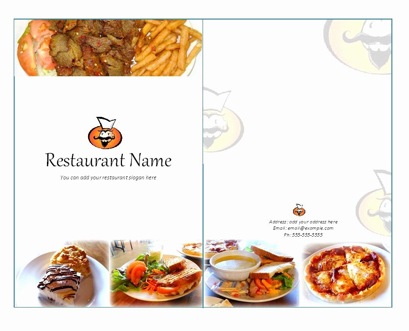 31 Free Restaurant Menu Templates & Designs Free