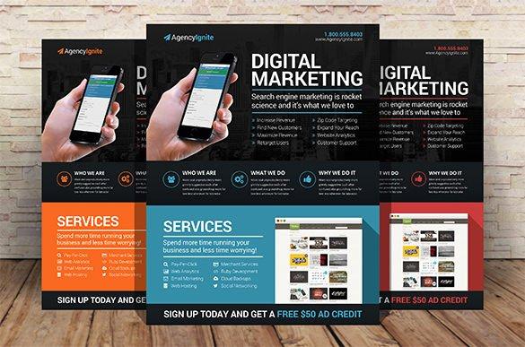 31 Modern Psd Advertising Flyer Templates Word Ai Psd